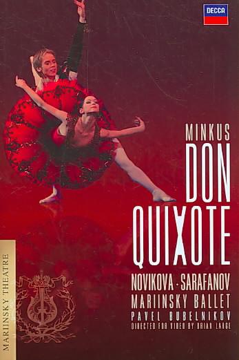 MINKUS:DON QUIXOTE BY BUBELNIKOV,PAVEL (DVD)