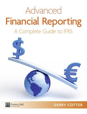 Advanced Financial Reporting By Cotter, Derry